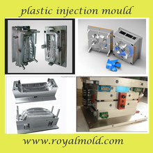 high quality plastic injection mould & plastic injection molding part plastic products