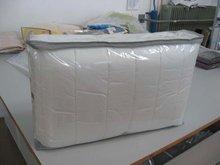 zipper PVC bag packaging for bedding