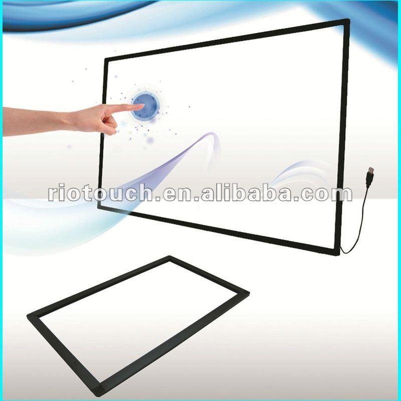 grande taille ir tactile cadre de l 39 cran pour lcd led moniteur cran tactile id du produit. Black Bedroom Furniture Sets. Home Design Ideas