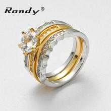 Latest Gold Ring Designs For Girls 3 Carat Diamond Wedding Ring Cheap Price Wholesale