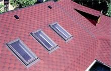 Mosaic Roofing Felts Hexagonal Asphalt Shingles For Plane Roof Tiles Sale