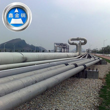 API 5L PSL1 X60 SSAW Steel Pipe Oil Pipeline