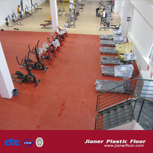 Indoor Trainning Center PVC Rolls Mat