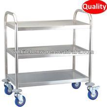 Heavy Duty food service carts and trolley