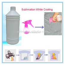 1000ml Sublimation coating for light cotton fabric with sublimation paper