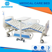MD10 Series Hospital manual bed with ABS headboards For Patient