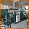 supply ZSC used oil recycling machine/black oil recovery plant/waste motor oil renew to car oil machine