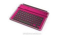 Best selling White Mini Bluetooth Keyboard, wireless bluetooth keyboard compatible for Apple M18