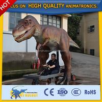 Cetnology Exclusive!!! Amusement park big robotic ridable animal machine for kids