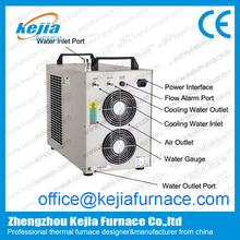 Forced Air Cold Recirculating Lab Water Chiller with 9 Liters Tank