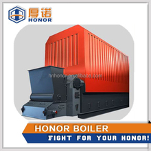 Low Power Consumption YLW Series Coal Fired Thermal Oil Heater