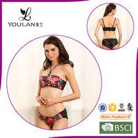 new design hot sexy fancy bra and panty sexy transparent sexy bra set underwear