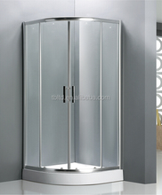 simple glass cheap high quality spare parts tempered shower enclosure