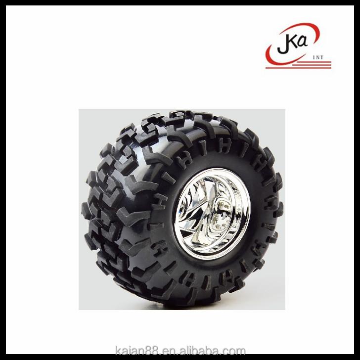 Rubber Tires Tyre Plastic Wheel Rim Jka-a8015 Hpi Rc 1:10