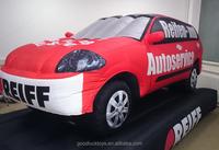 inflatable jeep/ inflatable car/inflatable automobile