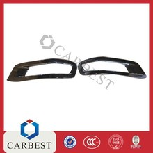 High Quality New ABS Chrome Rear Fog Lamp Cover for Toyota Corolla 2014
