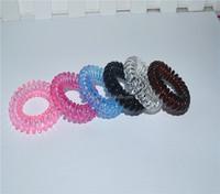 fancy hair accessories for women ponytail bun elastic traceless hair loop
