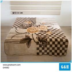 china cheap plain sweatshirt fabric blanket