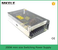 MS-200-48 mini size smps power supply ac to dc 48v 200w 48v desktop power supply