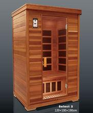 Low EMF Spa Capsule Ozone Far Infrared Sauna For Nursing Home