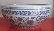 Chinese antique reproduction ceramic bowl