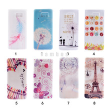 Design Your Own Personalized Cell Phone Cases Soft TPU Gel Skin Cover for Samsung Galaxy Note 5