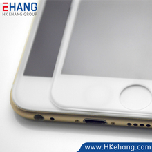 Free sample 0.33mm 3d curved screen protector for iphone 6/6s