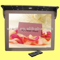"""15"""" Inch Roof-fixing Advertising TFT Bus LCD Monitor(VP150C-1)"""