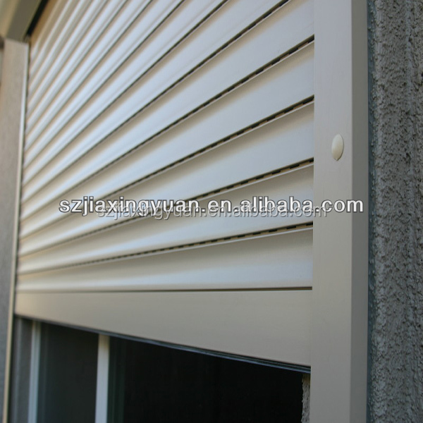 Residential storm aluminum automatic shutter buy