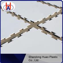 Shandong Huao Synthetic ice floor mat, skating rink floor, ice hockey equipment