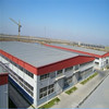 certificated prefabricated warehouse made of light steel structures (LTX318)