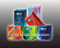 different types of male condom
