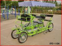 2 passenger bike