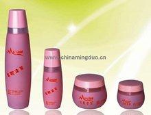 vacío botella de cristal para el paquete de cosméticos fabricados en china