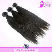 2015 harmony hair yaki hair extension china suppliers brazilian remy natural hair