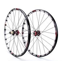 26 inch 24 holes mountain bike wheel sets mtb bicycle wheel for sale