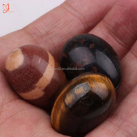 Wholesale high quality semi precious stone yoni eggs jewelry gemstone rough