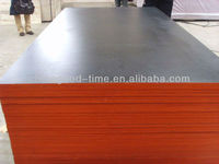 china construction falcata plywood board with the melamine surface