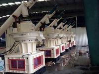 CS CE high efficient vertical ring die 2-3t/h wood pellet granulator