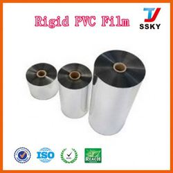 100% store hard plastic color rigid film 4x8 pvc foam sheet