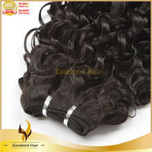Wholesale jerry curl raw unprocessed hair weave 7a grade 14inch brazilian curly virgin hair