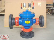 """Nylon material DN50 2"""" flow control valve hydraulic for flow control biggest manufacturer"""