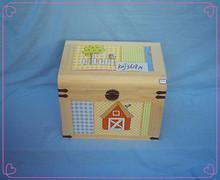 comprar cajas de madera para decorar