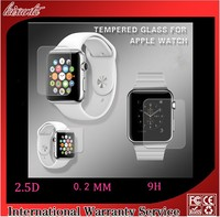 9H Tempered Glass LCD Screen Protector Film for Smart Apple Watch 42mm Hottest