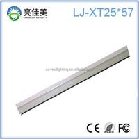 IP65 DC24V building lighting digtal tube light XT25C-12W RGBW 4 in 1 outdoor led linear light