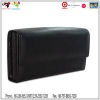2015 New design promotional wallet nylon wallet for men