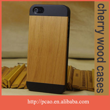 Vintage Wooden Bamboo For iPhone 5 Personality Wood for iPhone 5s Case Bamboo Custom Design