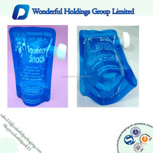 alibaba China new products spout pouch drink pouch with spout packaging