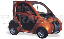 48V Electric mini car for passengers 4.5KW