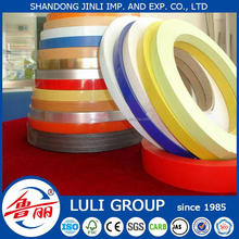 pvc edge banding tape of virous types for mdf plywood particle board side